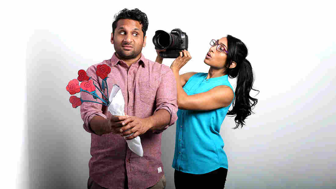 Ravi Patel and his sister, Geeta, worked together on the documentary Meet the Patels, in which Ravi struggles to find a partner both he and his parents love.
