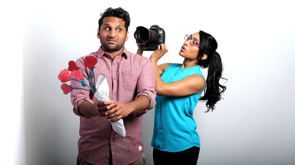 Ravi Patel and his sister, Geeta, worked together on the documentary <em>Meet the Patels, </em>in which Ravi struggles to find a partner both he and his parents love.