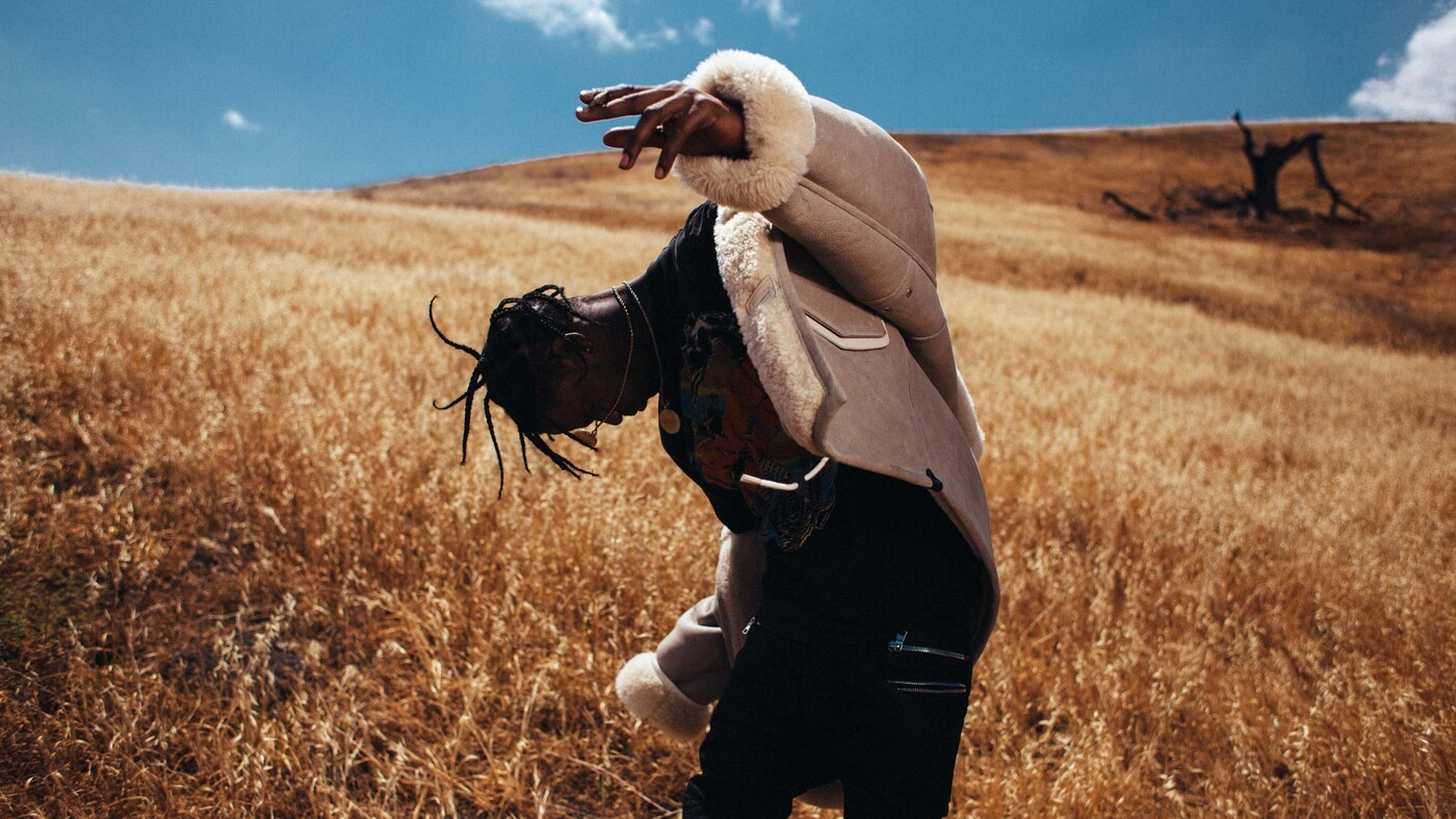 Travis Scott Borrows And Blends With Exquisite Taste On His Debut