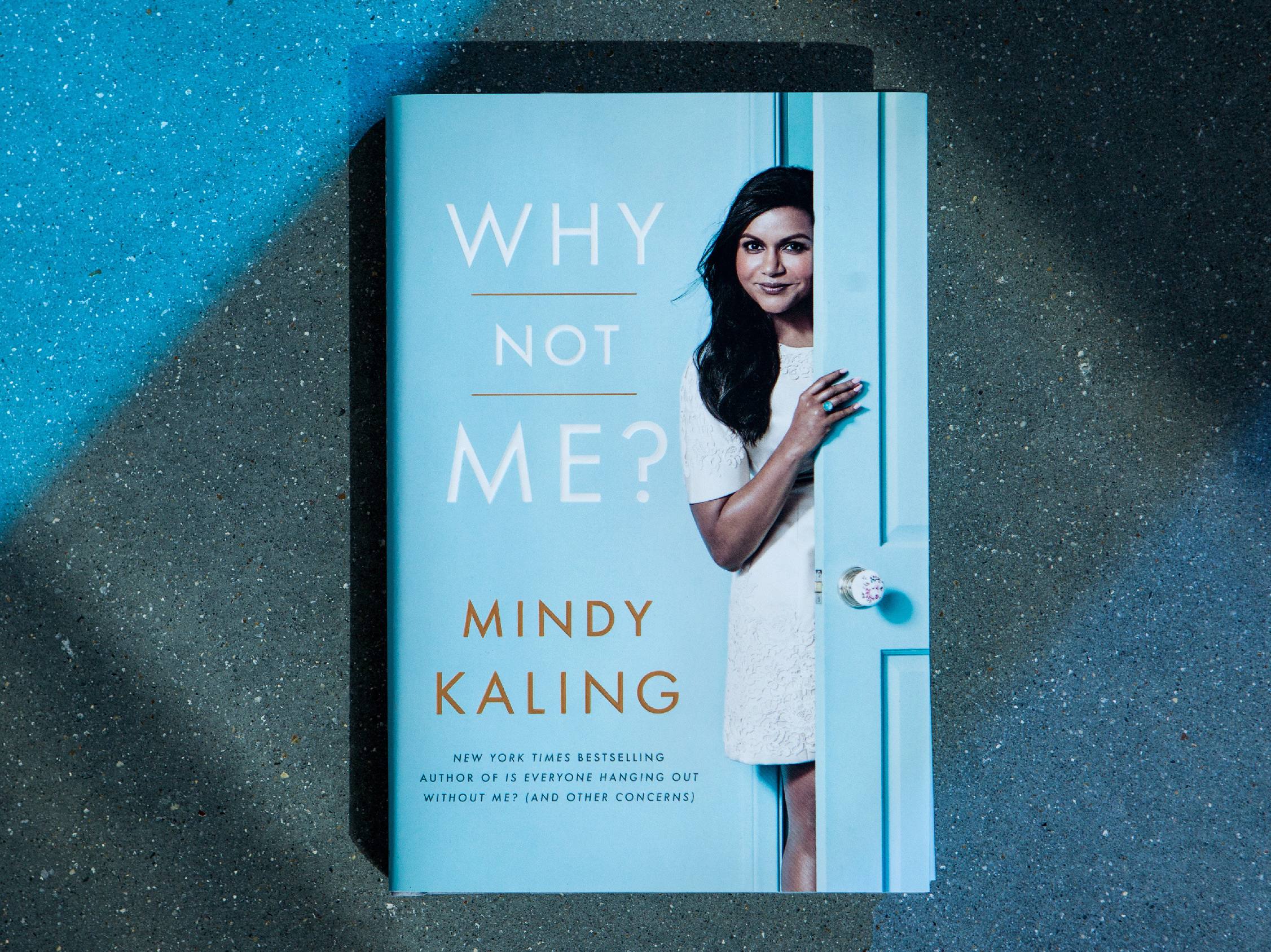 Interview Mindy Kaling Author Of Why Not Me Npr