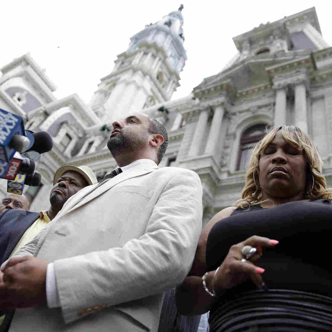 Building Trust, Or Danger? Debate Over Naming Officers After Shootings