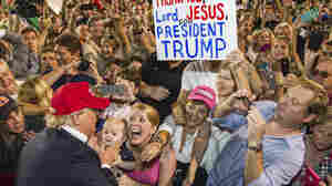 True Believer? Why Donald Trump Is The Choice Of The Religious Right