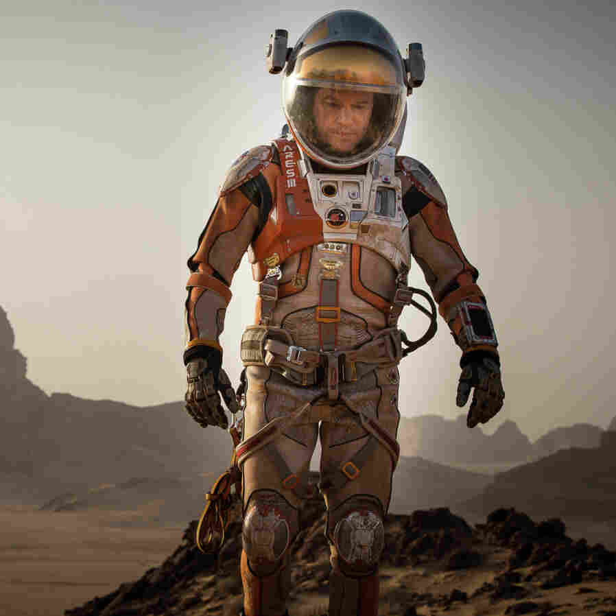Matt Damon On Mars: A Toronto Diary, Part 1