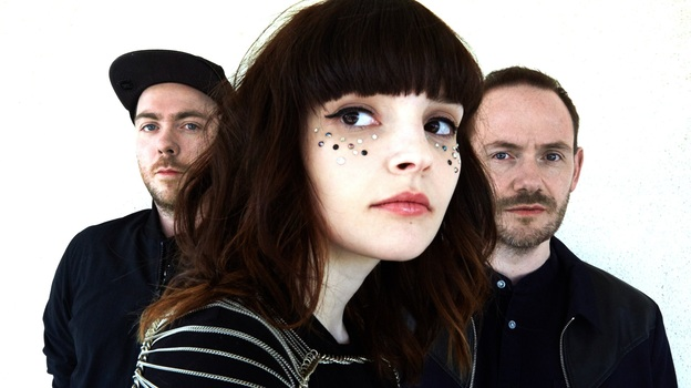 Chvrches' new album, Every Open Eye, comes out Sept. 25. (Courtesy of the artist)