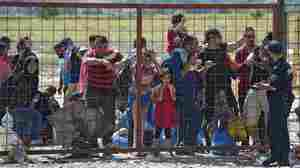Hungary Seals Its Border, As EU Meets On Migrant Crisis