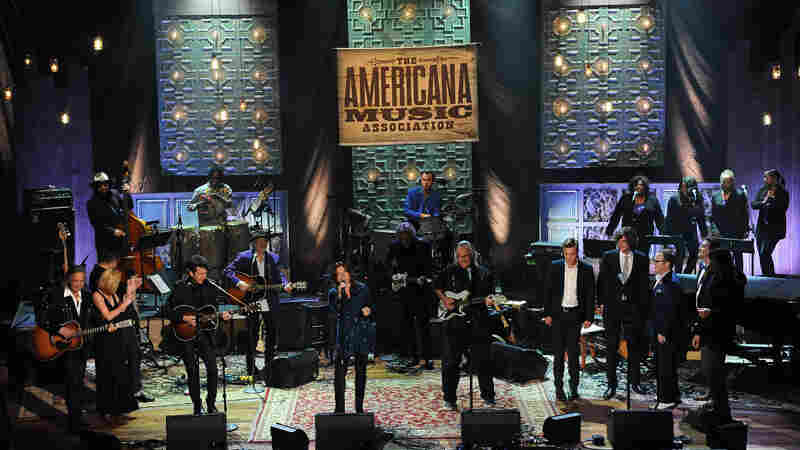 The Americana Music Association Honors and Awards show takes place annually at the Ryman Auditorium in Nashville. Tune into this year's show on Sept. 16, 2015.
