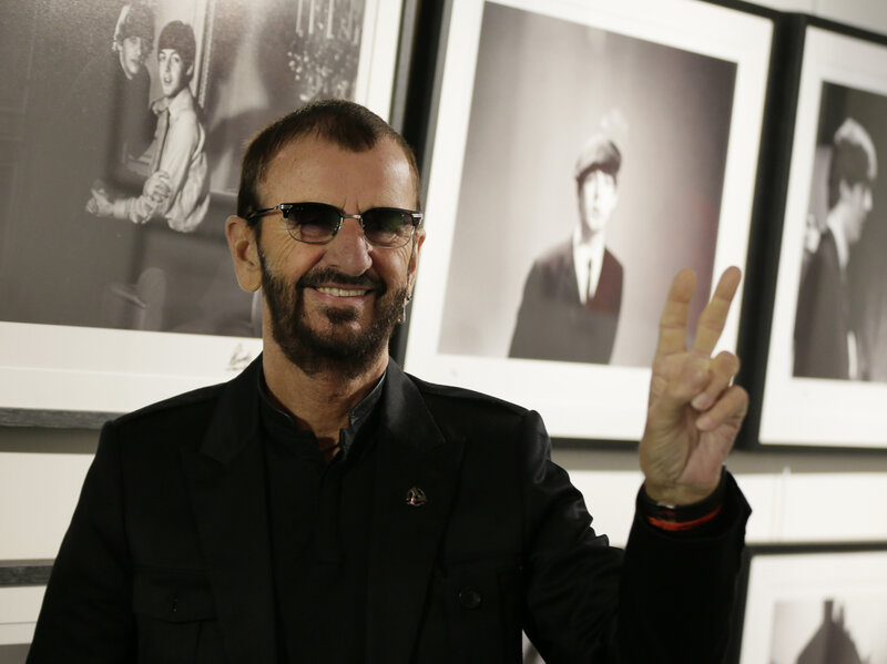 Ringo Starr Cleaning House Will Auction Beatles Stuff For Charity
