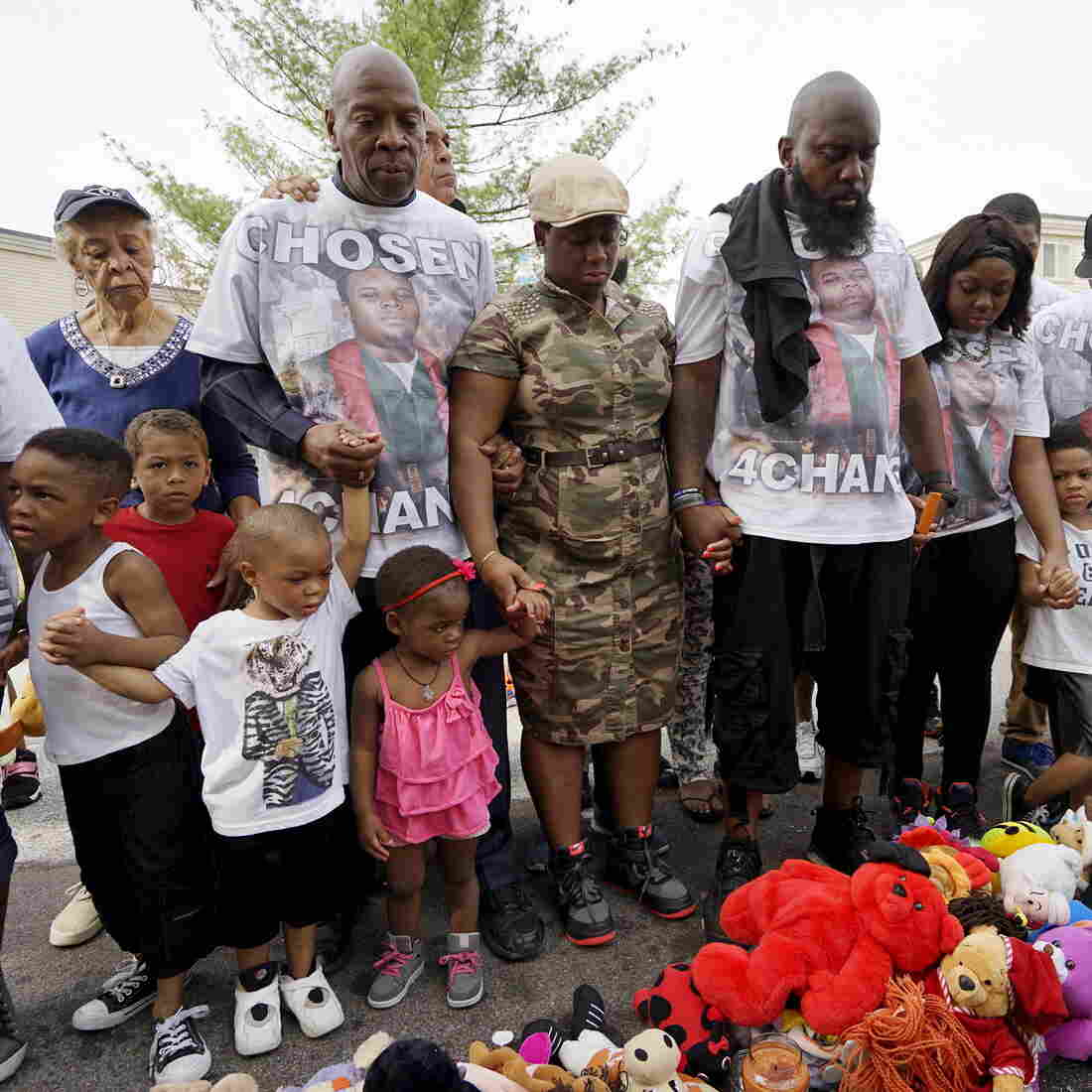 Ferguson Panel Outlines Possible Solutions To Community's Problems