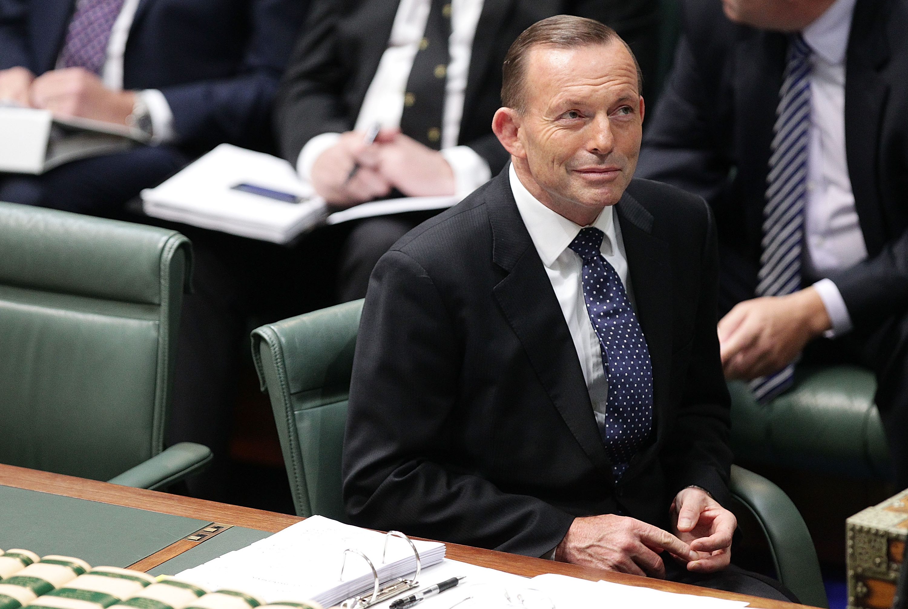 tony abbott ousted as australia's prime minister | ncpr news