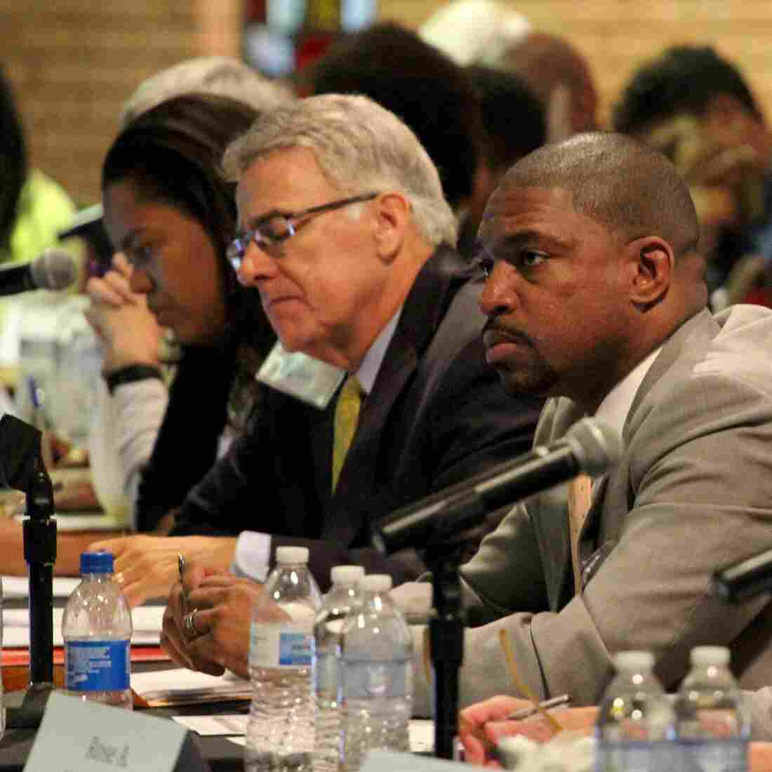 Ferguson Commission Shines Light On Racially Divided St. Louis