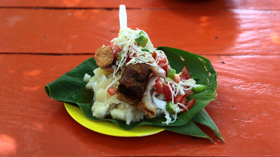 In divided nicaragua national dish brings rich and poor together in divided nicaragua national dish brings rich and poor together forumfinder Choice Image