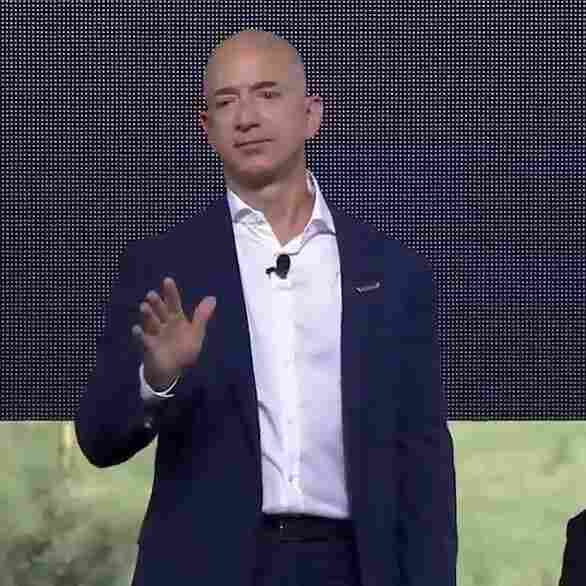 Amazon's Bezos Plans To Build, Launch Rockets From Florida