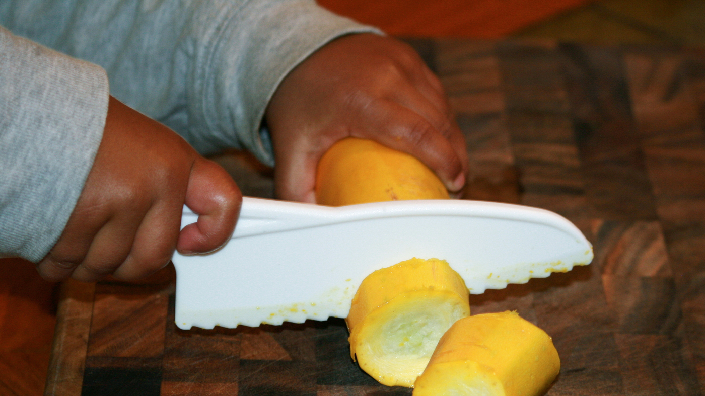 go ahead give your toddler a kitchen knife the salt npr