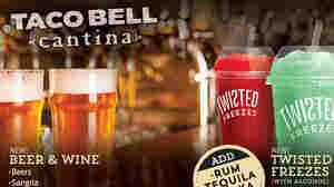 Pushing To Attract Millennials, Taco Bell Will Offer Beer And Wine