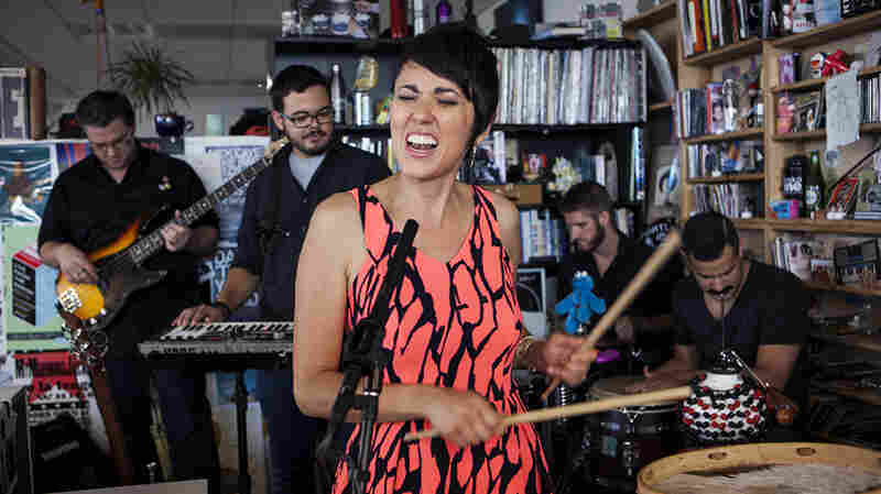 Tiny Desk Concert with Gina Chavez
