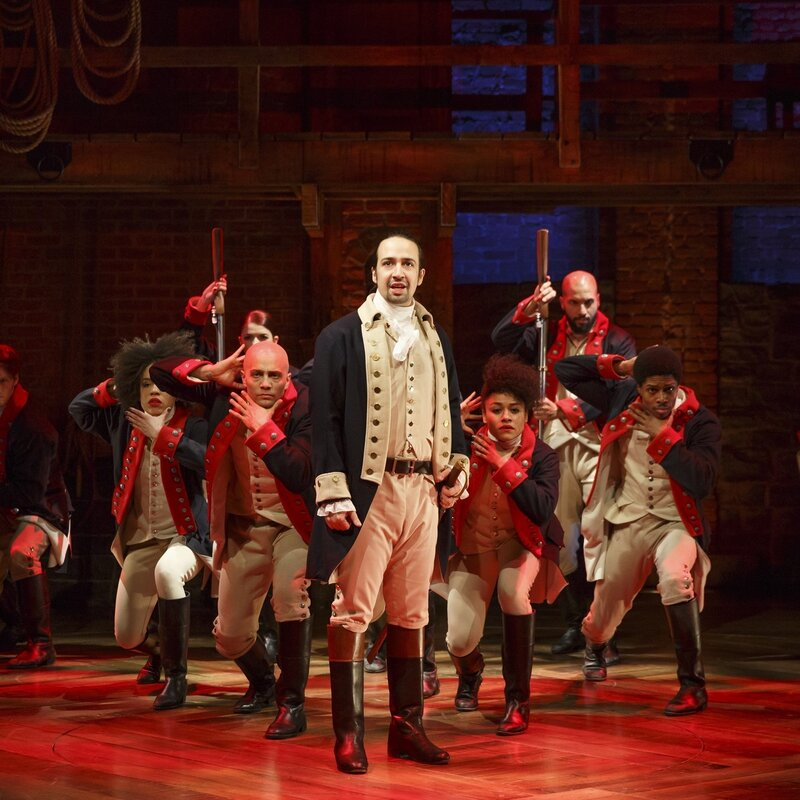 All Songs +1: Why 'Hamilton' The Musical Works : All Songs