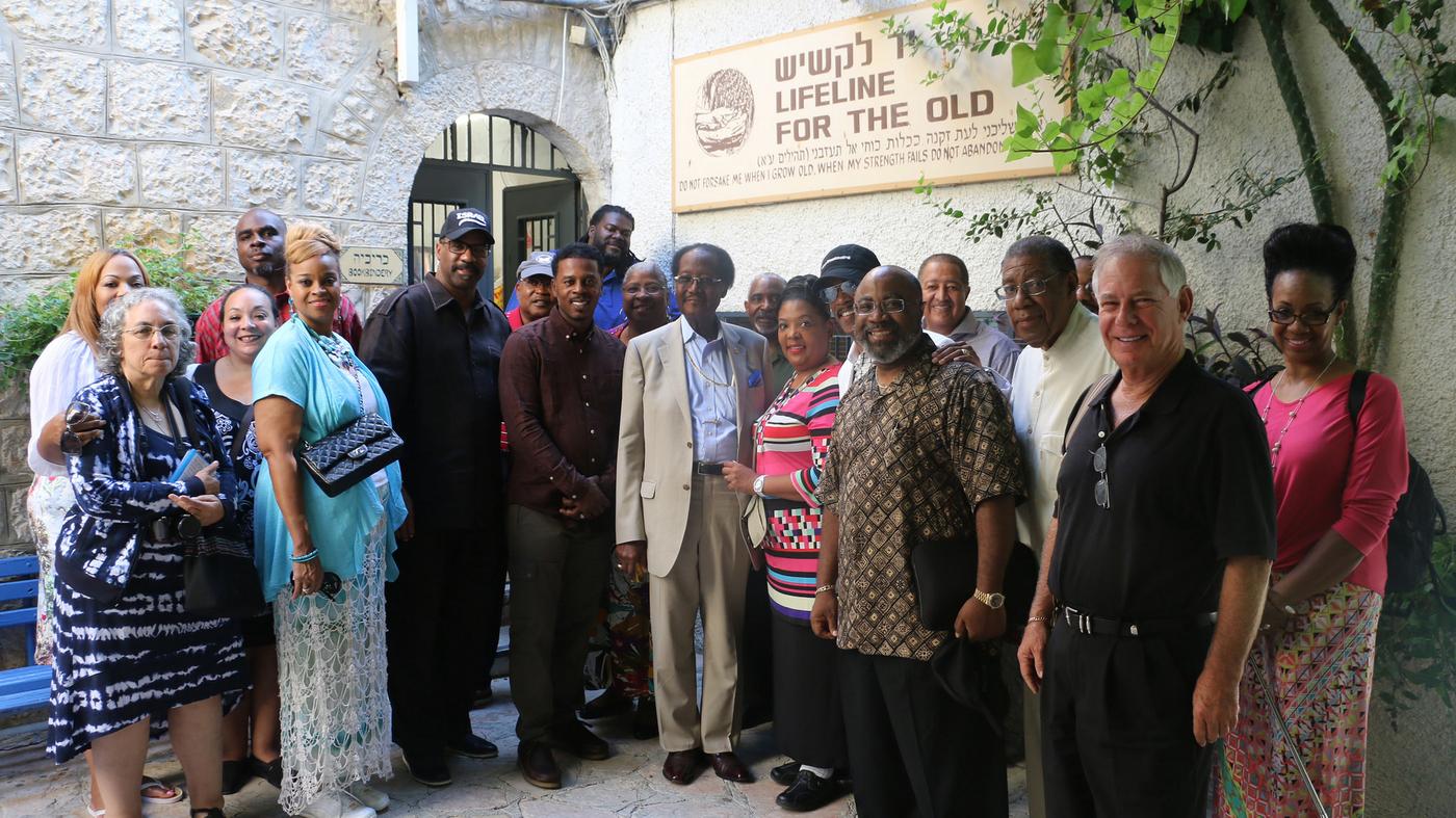 Israel Courts African-American Evangelicals, Despite Some
