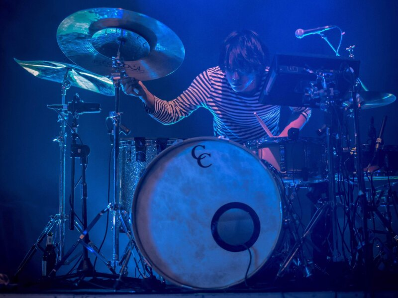 Drum Fill Friday, With Son Lux's Ian Chang : All Songs
