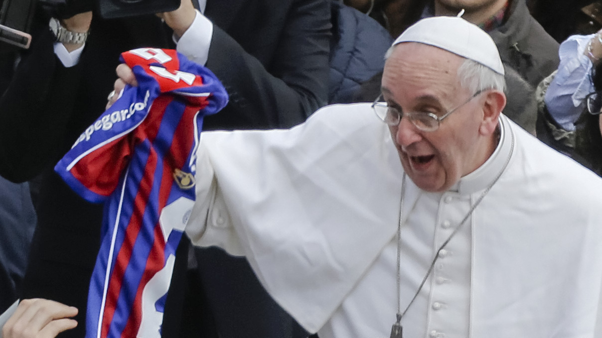 So Youre Going To Meet The Pope A Primer On The Pontiff Npr