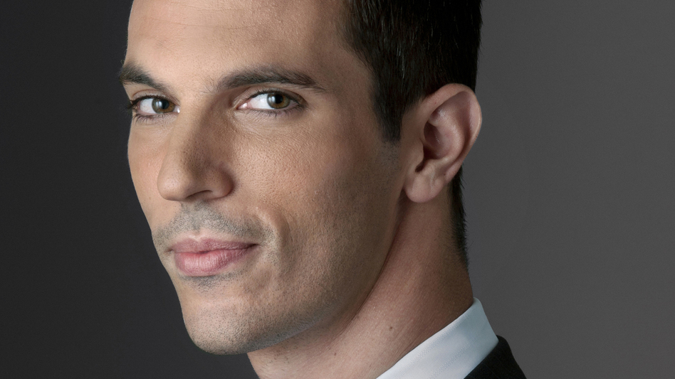 Ari Shapiro, new host of NPR's All Things Considered. (NPR)