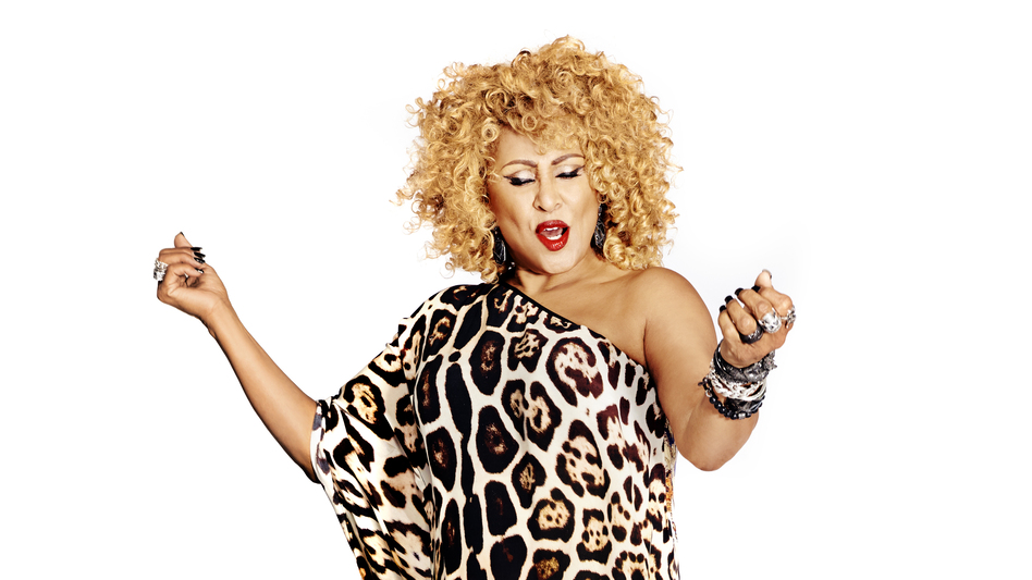 Darlene Love's new album, <em>Introducing Darlene Love</em>, is out September 18th.