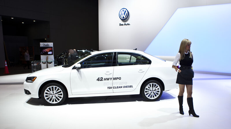 Vw Clean Diesel >> Volkswagen Used Defeat Device To Skirt Emissions Rules Epa Says