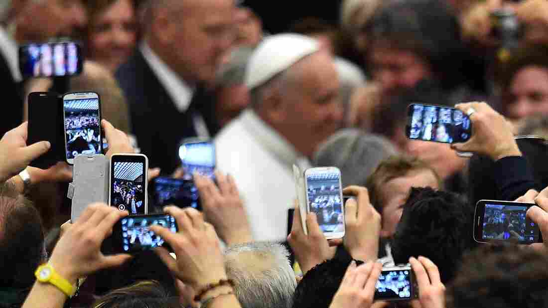 """Pope Francis' embracing of the digital world and social media has given new meaning to the word """"followers"""" for the Catholic Church."""