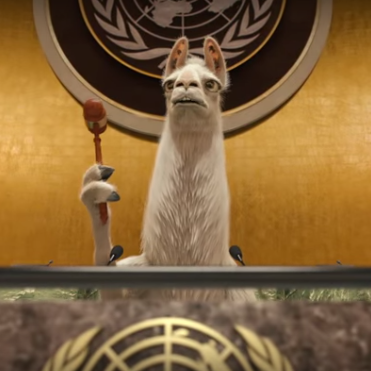 The U.N. Wants You To Take A Selfie, Spin Around, Listen To A Llama