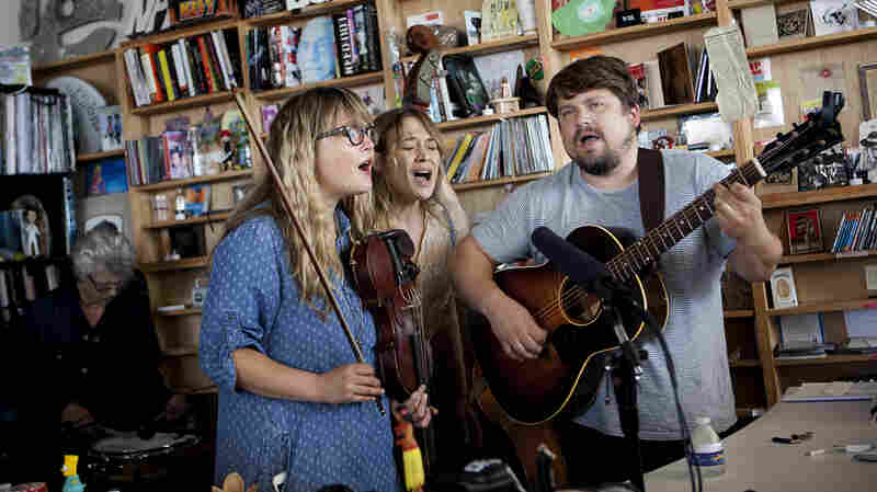 Watkins Family Hour: Tiny Desk Concert