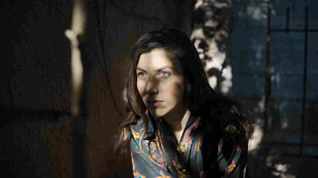 Julia Holter's new album, Have You In My Wilderness, comes out Sept. 25.