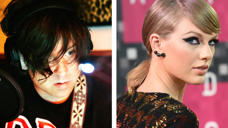 c43176f61 No Blank Space, Baby: Taylor Swift Is The Soul Of Ryan Adams : The ...