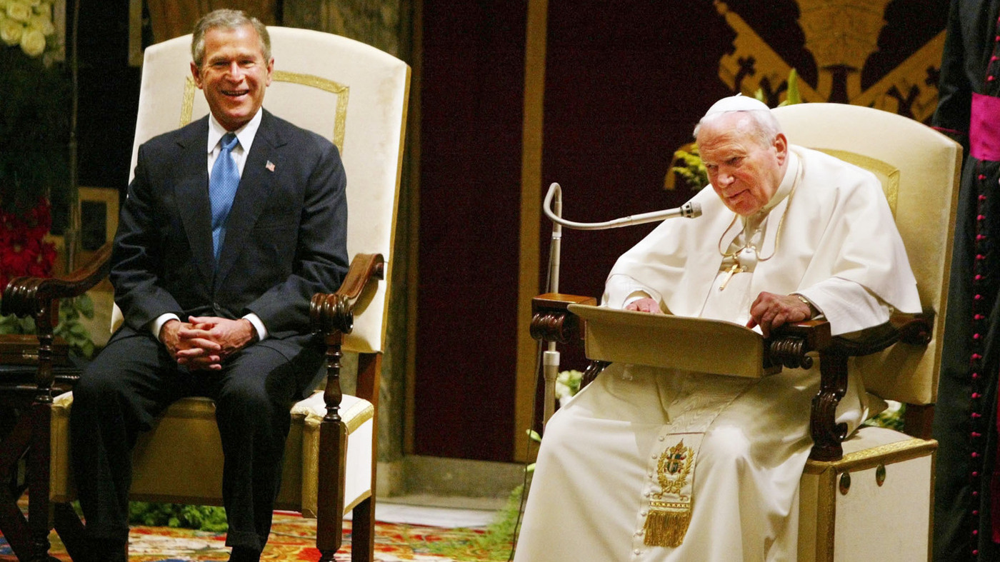 The Complicated History Of Popes And U S Presidents It
