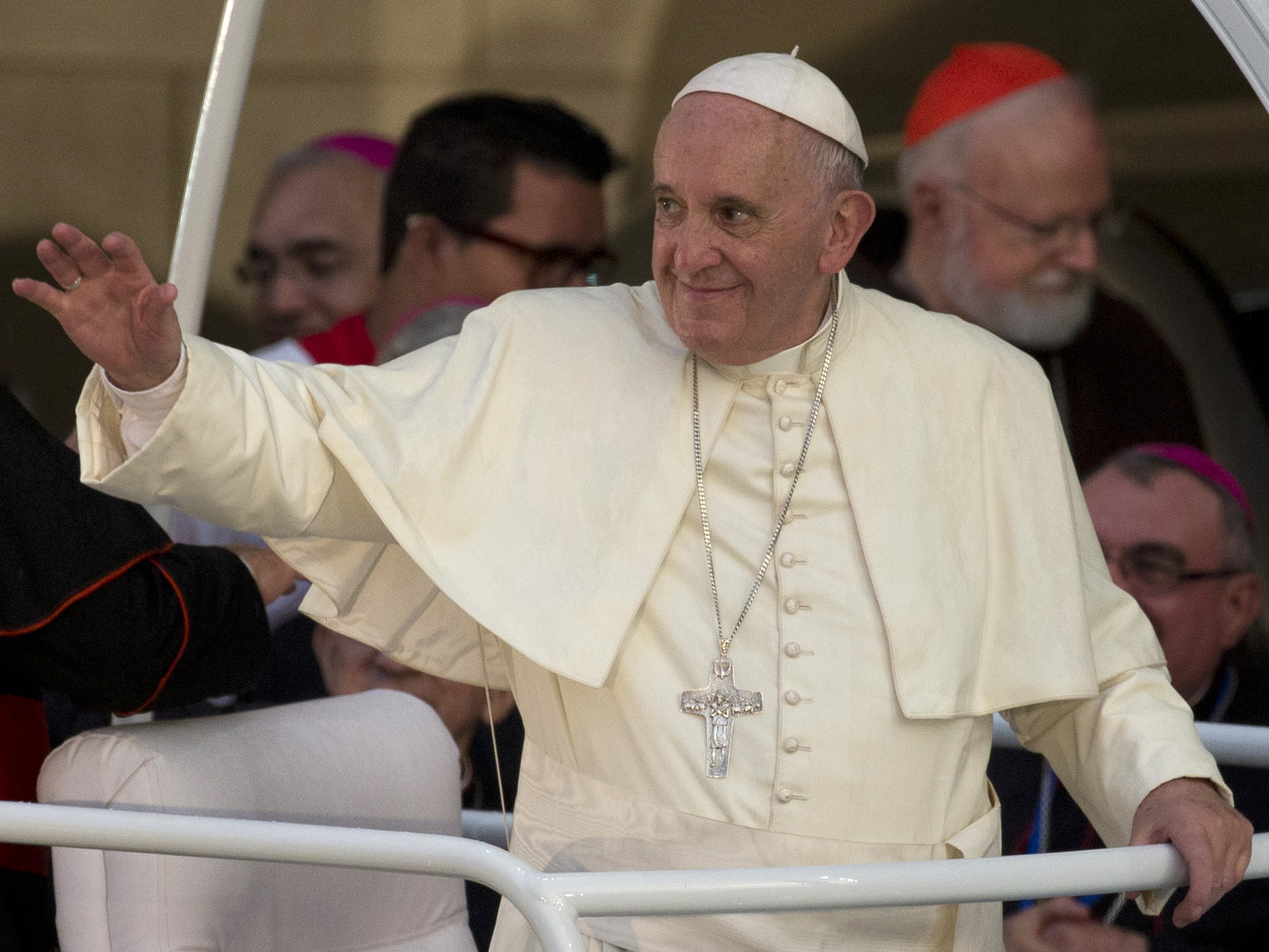 The True Meaning Behind The Pope's Rejection Of God As 'Magician'