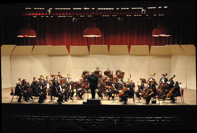 The Argentine National Symphony — which has never had a permanent home — has taken up residence at the Kirchner.