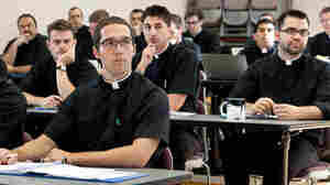 At U.S. Seminaries, A Rise In Millennials Answering God's Call