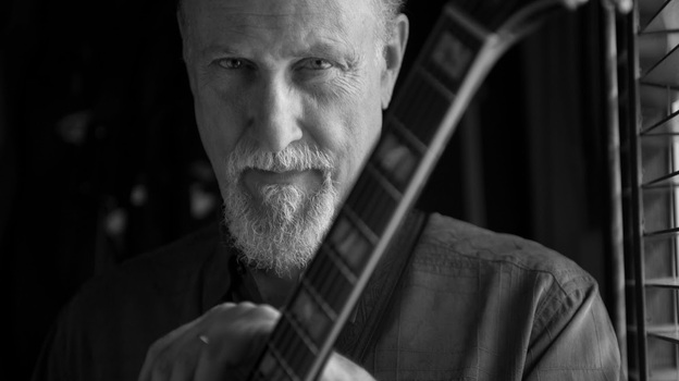 John Scofield's new album, Past Present, is out Sept. 25. (Courtesy of the artist)