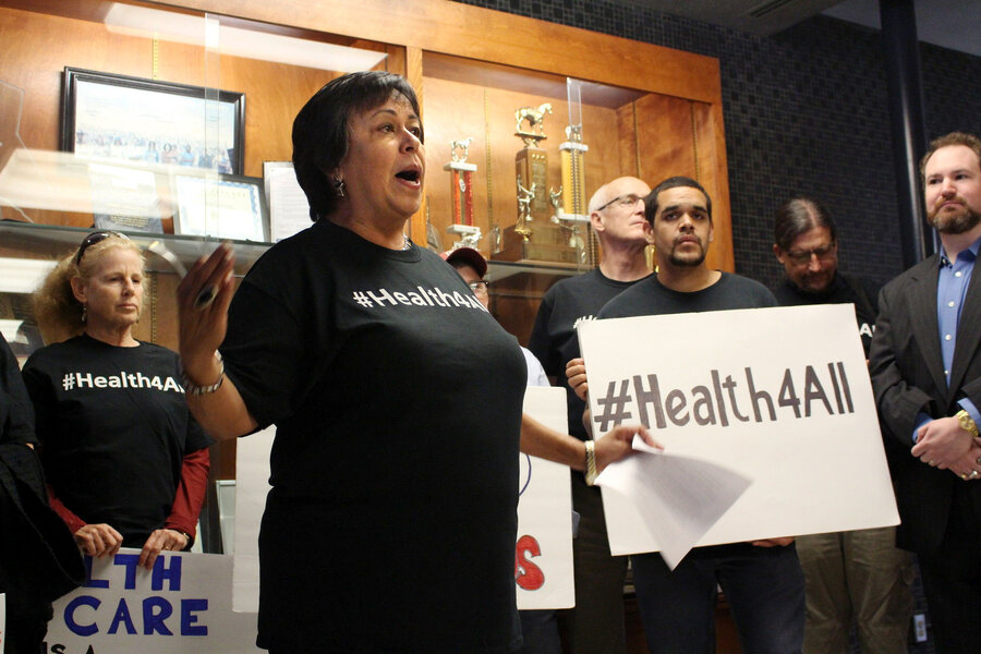 California Counties Add Health Care For Immigrant Adults : Shots ...