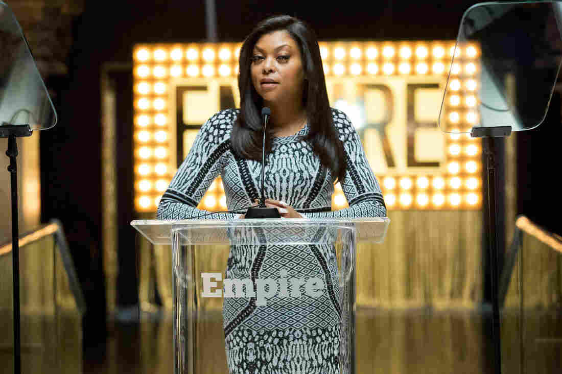 "Cookie, played by Taraji P. Henson, leads a showcase in the ""Our Dancing Days"" episode of Empire."