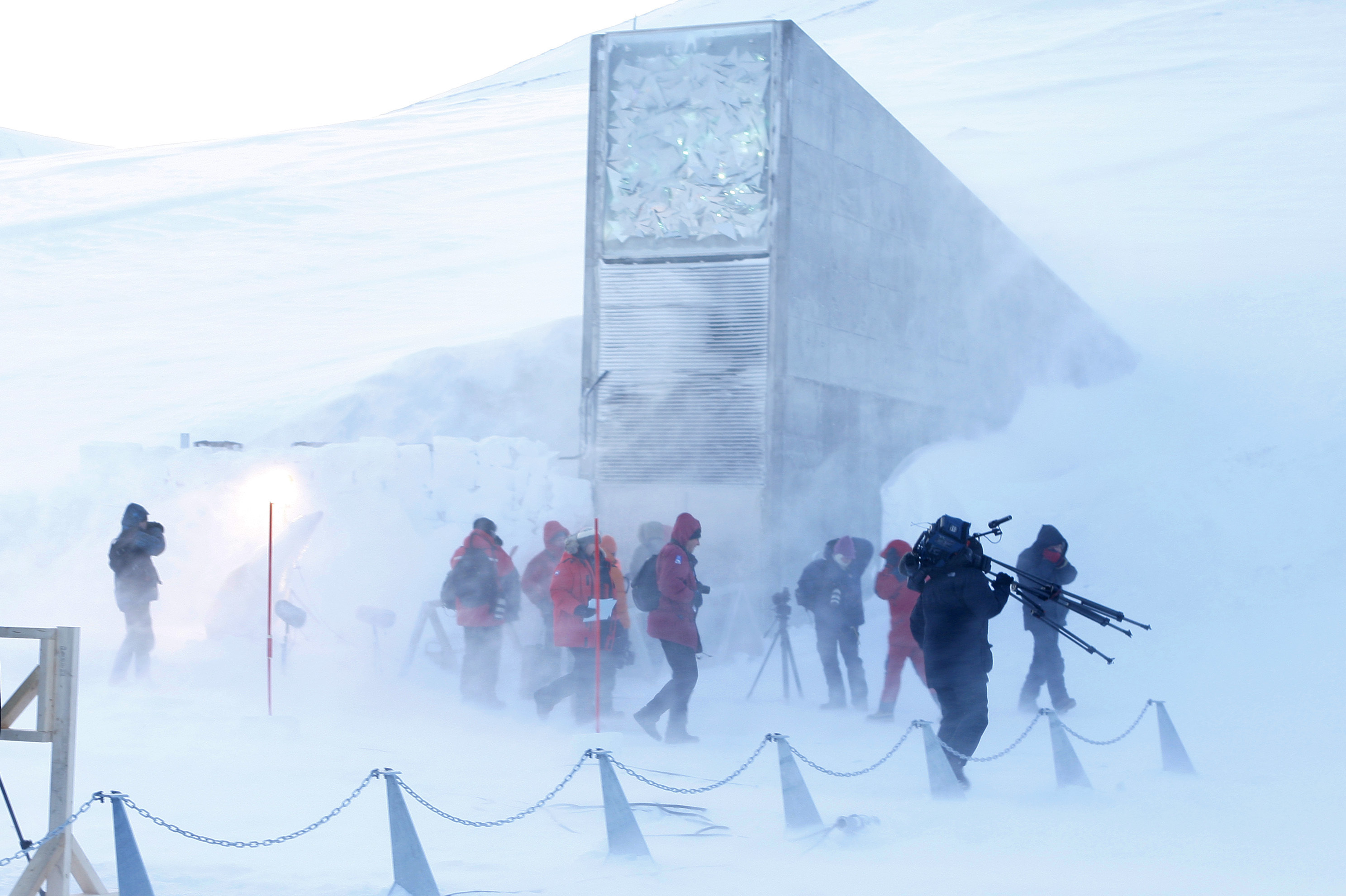 Syrian Civil War Prompts First Withdrawal From Doomsday Seed Vault In The Arctic