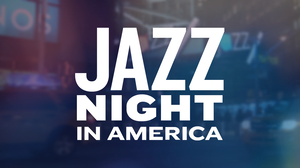 Jazz Night In America logo.