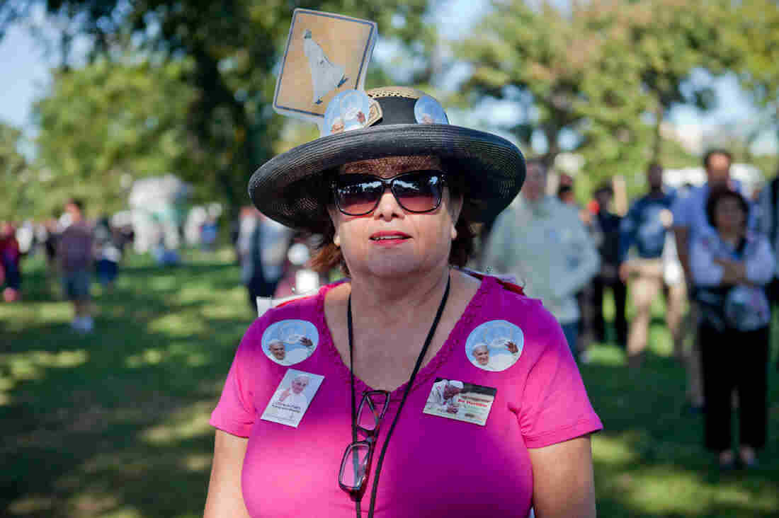 Maria Nunez, 62: Texan living in the District of Columbia.