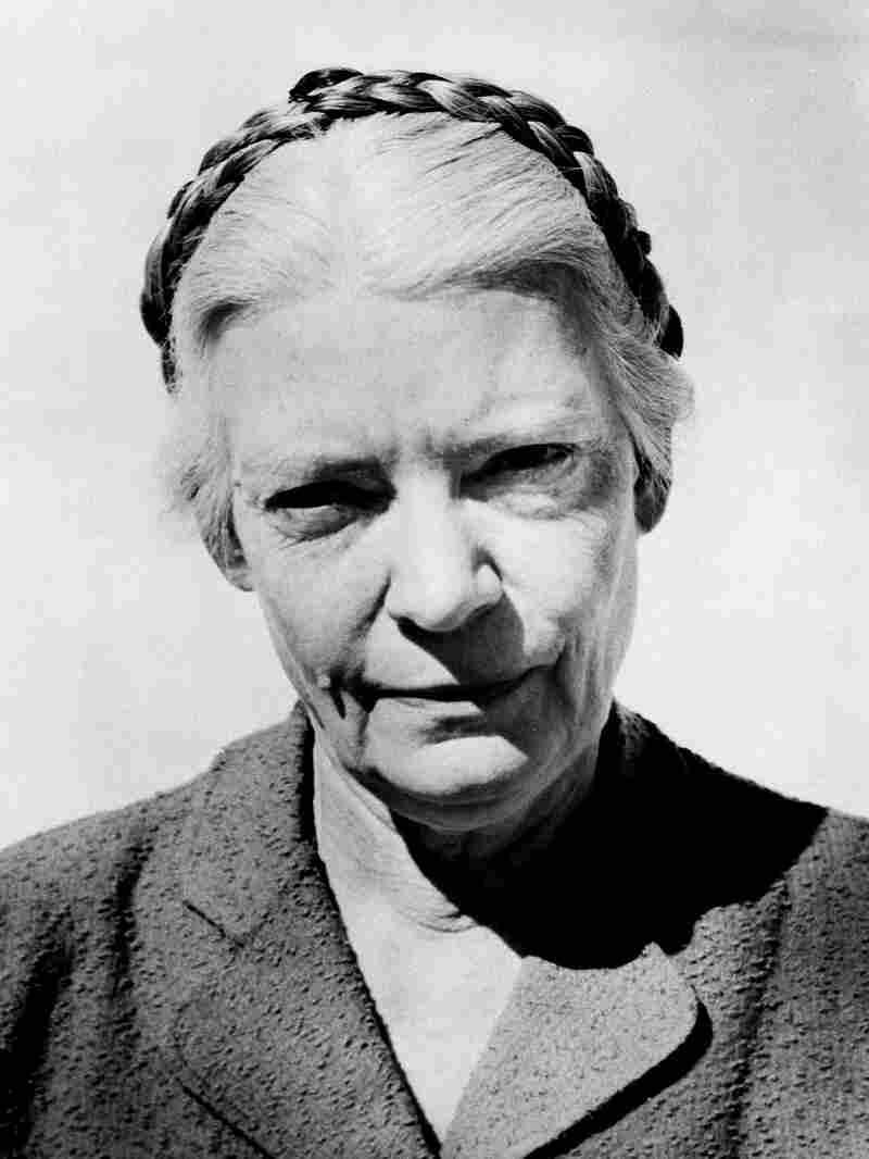 Dorothy Day, founder of the Catholic Worker Movement, was mentioned by Pope Francis on Thursday. She's seen here in 1960.