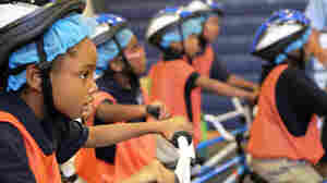 For D.C. Second-Graders, It's All About The Bikes