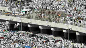 Stampede At Hajj Pilgrimage Near Mecca Kills Hundreds