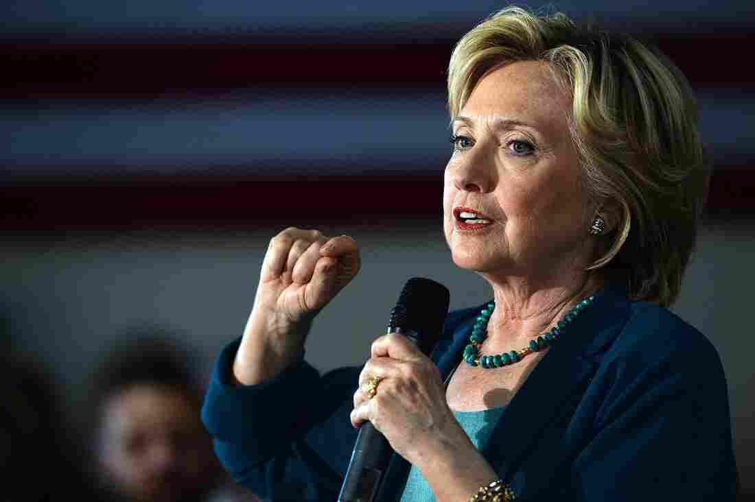 Democratic presidential candidate Hillary Clinton has ideas about how to rein in health costs that hit consumers in the pocketbook. But would they work?