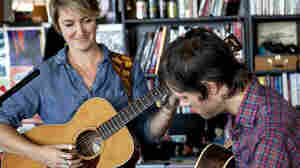 Joan Shelley: Tiny Desk Concert