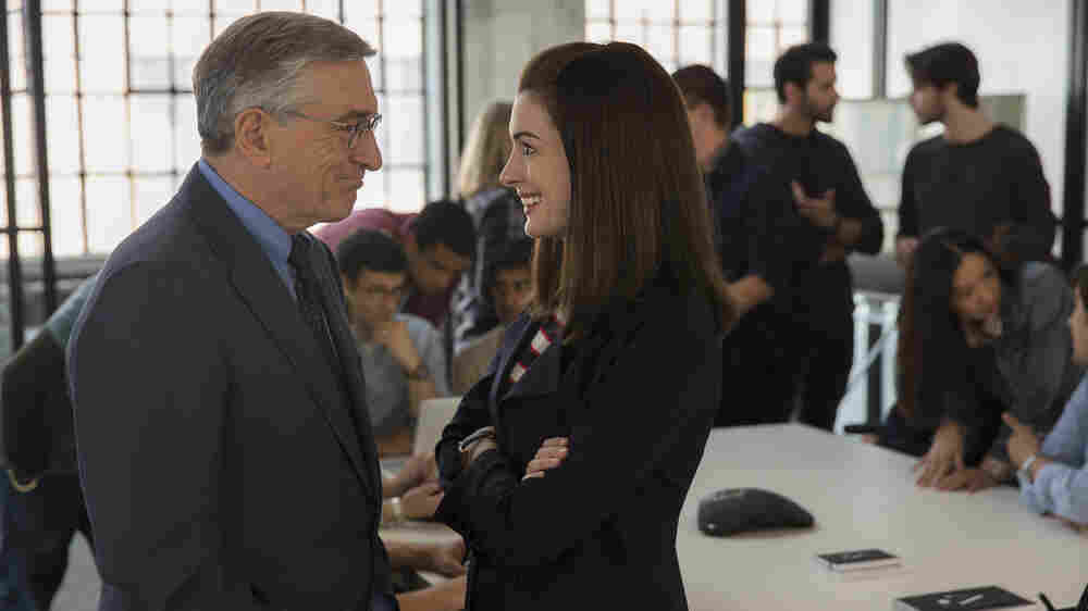 Director Nancy Meyers Makes Peace With Millennials In 'The Intern'