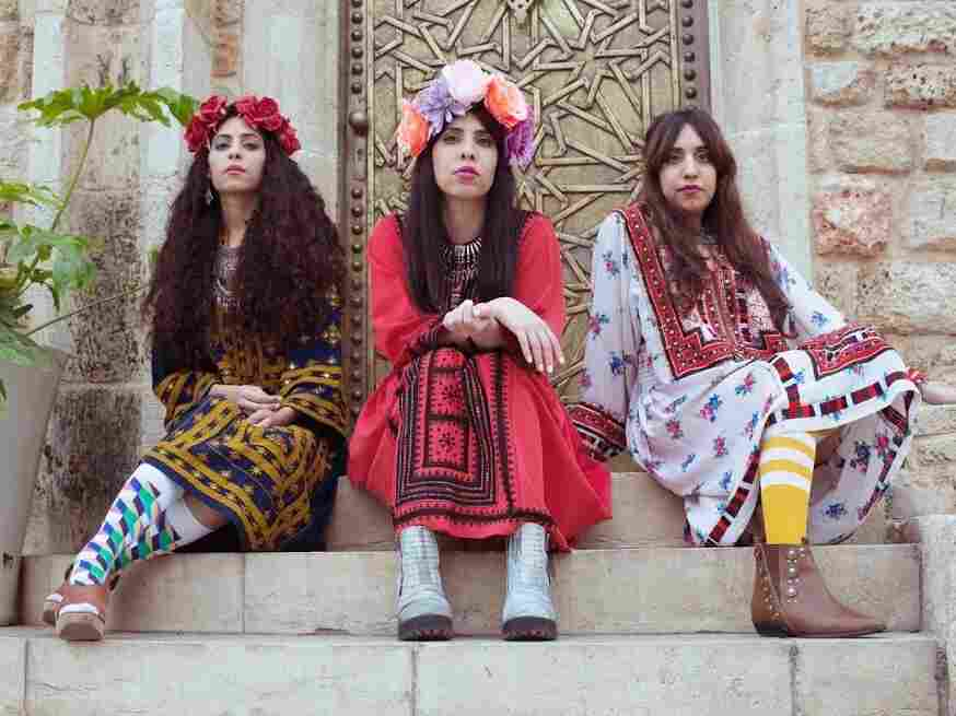 A-WA is an Israeli band featuring three sisters named Haim — who are not in the band called Haim.