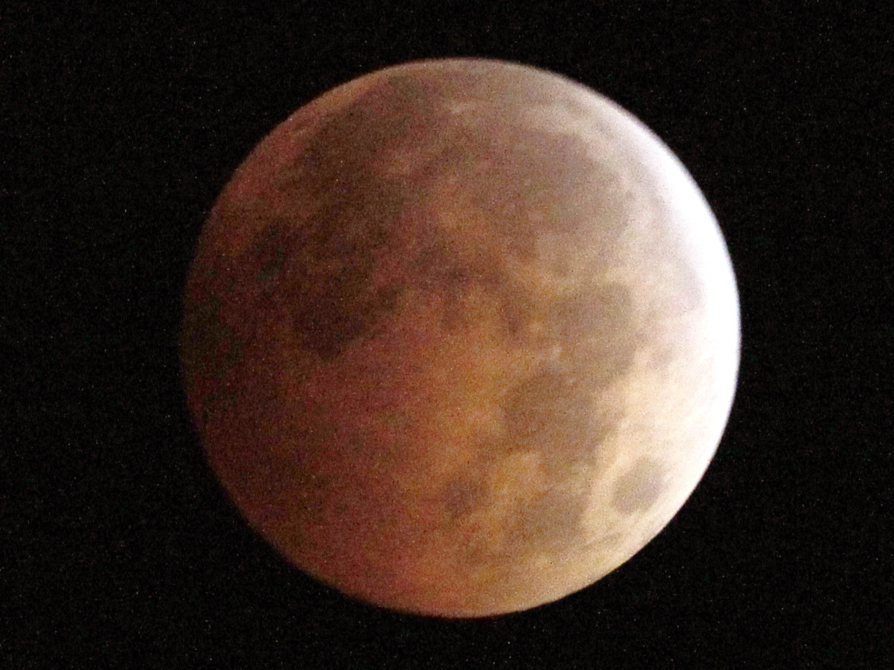 Sunday's Lunar Eclipse Has Got It All