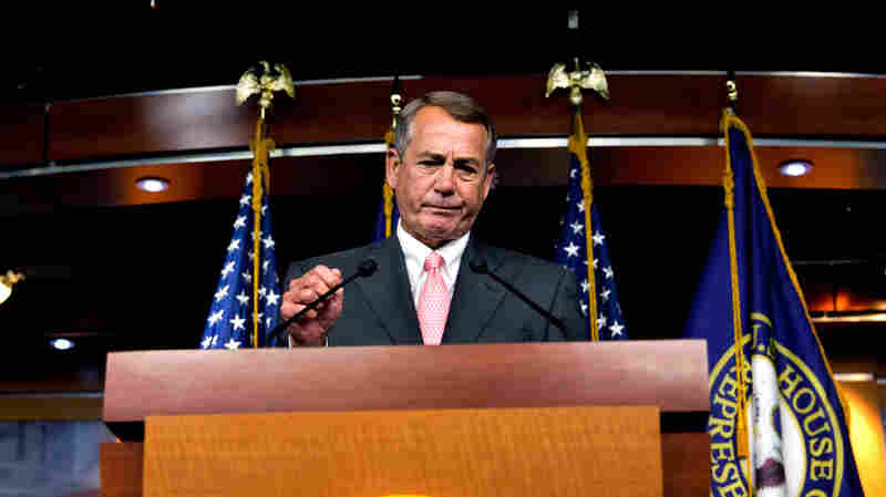 'Simple As That': Boehner Decided To Resign On Friday